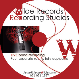 Wilde Records banner